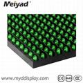 DIP Green Outdoor Single Color P10 LED Module 2