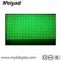 DIP Green Outdoor Single Color P10 LED Module 3
