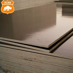 WBP glue black Brown 18mm film faced plywood for construction