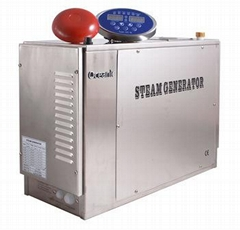 3-18kw stainless steel electric steam generator for sauna center