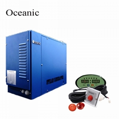 Factory supply hot sale Auto Descaling 9kw steam generator for shower