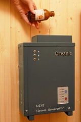 Oceanic  steam aroma Fragrance  1KW Mini steam generator