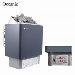 oceanic build in control panel sauna heater for sauna room