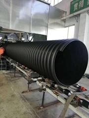 長治鋼帶增強螺旋波紋管(dn3