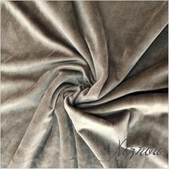 China-made polyester supersoft short plush fabric