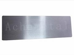 high density good compactness uniform crystal grains Niobium Target