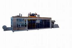 PLC控制負壓多工位全自動吸塑機
