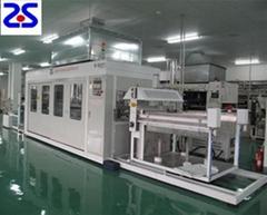 ZS-1220 精密型伺服控制上下模高速吸塑機