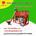 Gd6 Horizontal Putty Paste Mixer 1