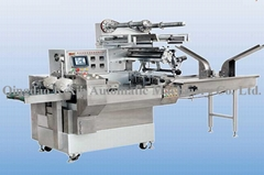 25 type double lane double blade three frequency packaging machine