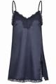 2020 New Sexy Lingerie Suspender Skirt Women Nightwear imitated silk underwear  2