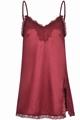 2020 New Sexy Lingerie Suspender Skirt Women Nightwear imitated silk underwear  1