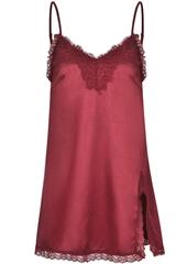 2020 New Sexy Lingerie Suspender Skirt Women Nightwear imitated silk underwear
