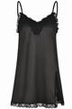 2020 New Sexy Lingerie Suspender Skirt Women Nightwear imitated silk underwear  3