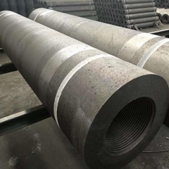 Dia. 450mm (18inch) 2100mm (84inch) 3tpil Graphite Electrode