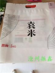 山東牛皮紙大米包裝袋振鑫供應
