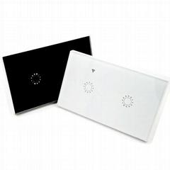 US Standard Wifi Smart Touch Wall Switch