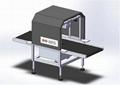 倉庫包裹紙箱體積測量稱重掃碼設備 3