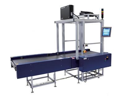倉庫包裹紙箱體積測量稱重掃碼設備 4