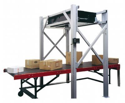 倉庫包裹紙箱體積測量稱重掃碼設備 5