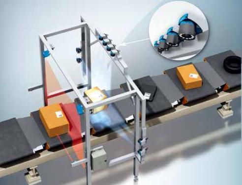 包裹體積測量設備 4