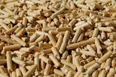 En plus and high quality wood pellet