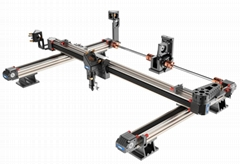 Build a cnc laser 1390-80w by Five laser solution