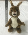 Stuffed animal vertical ear plush rabbit