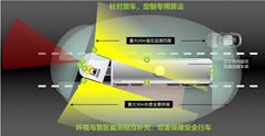 重卡挂車防疲勞駕駛盲區監測系統防碰撞安全系統