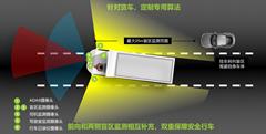 貨運車自卸貨車盲區監測防疲勞監測系統