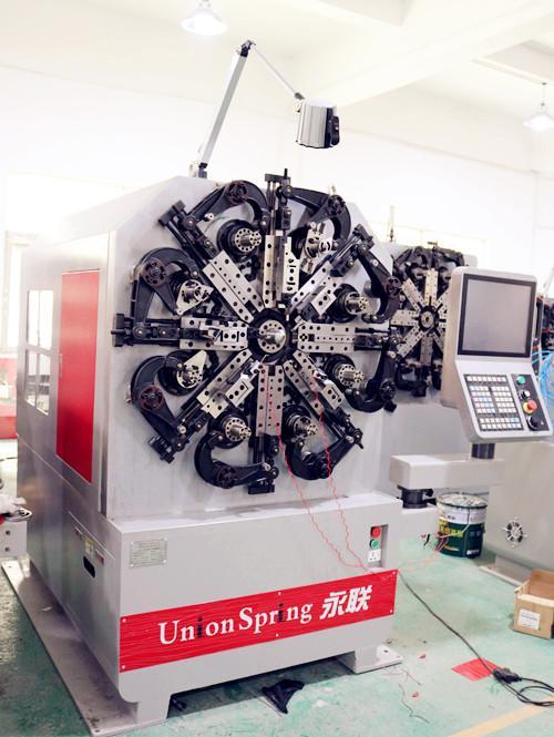 深圳永聯US-540R轉線彈簧機械設備 1