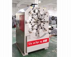 US-236R無凸輪轉線彈簧機後備箱彈簧