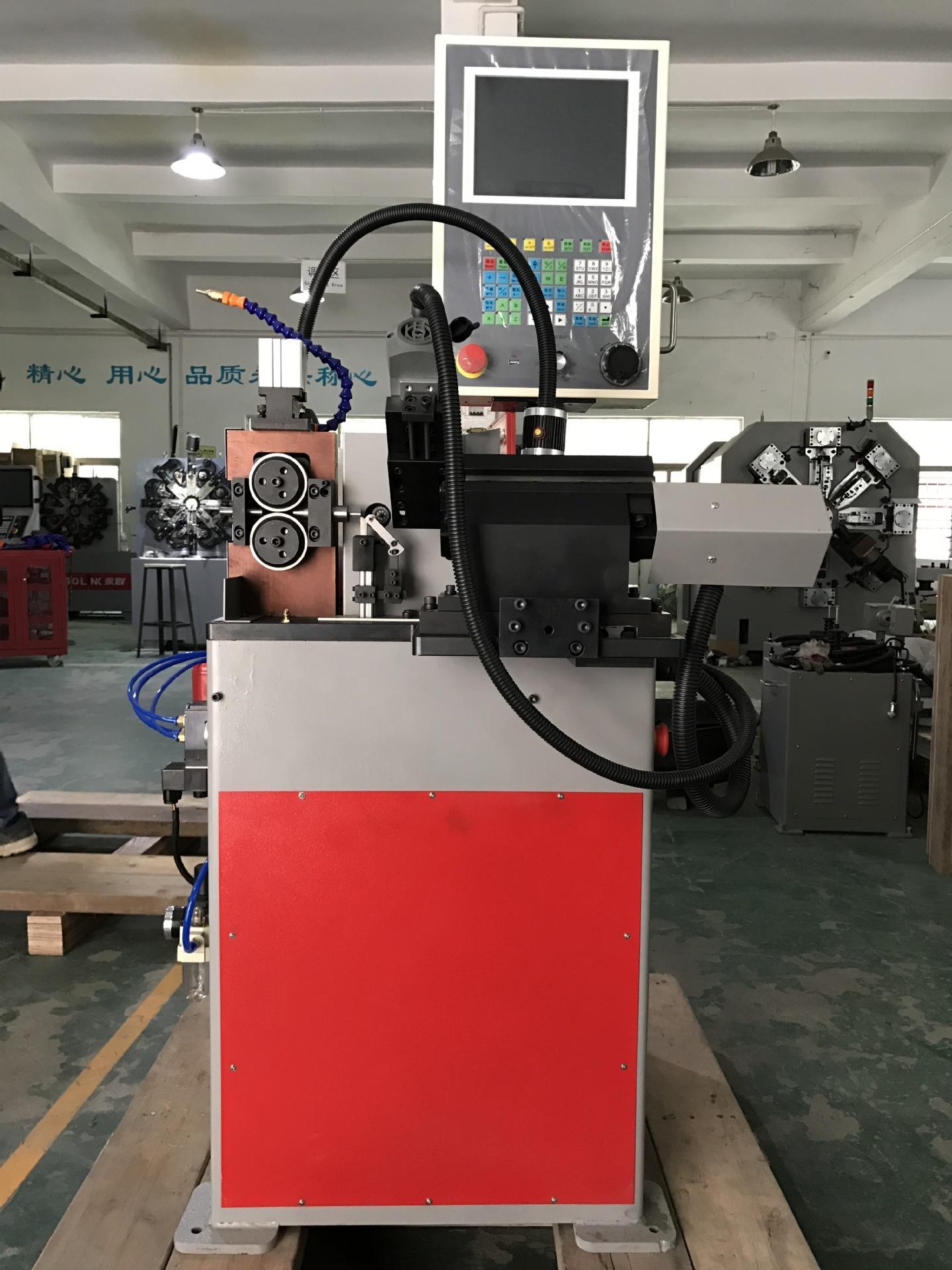 永聯機械高速螺套機 2