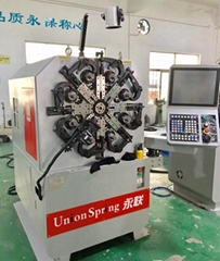 China Better Price CNC Wire Rotating Spring Forming Machine