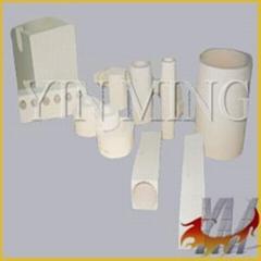 zirconium fused zirconium corundum sintered glass melting furnace kiln AZS