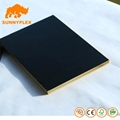 Best price black film faced marine plywood for construction furniture decoration