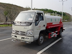 Foton 6CBM water tank truck water truck for sale