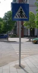 长沙设计道路标志标牌定制供应