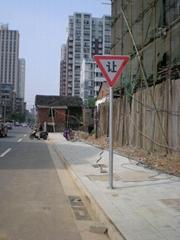 長沙交通設施標誌標牌供應