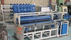 Fully Automatic Hexagonal Wire Machine