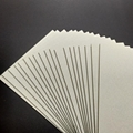 Hard stiffness grey chipboard paper used for puzzle 1