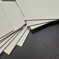 Hard stiffness grey chipboard paper used for puzzle 5