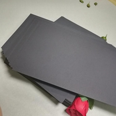 jumbo roll black paper black color wholesale