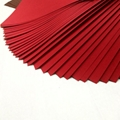 A4 size colorful 80gsm Origami Paper for