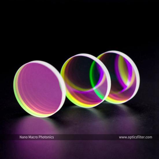 940nm IR Infrared Optical Narrow Bandpass Filter - OP03 - NMOT