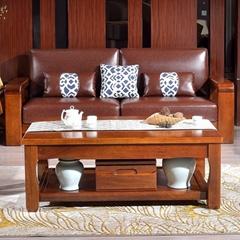 实木茶几沙发客厅家具