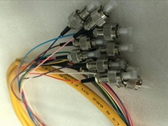 12芯束裝尾纖FC