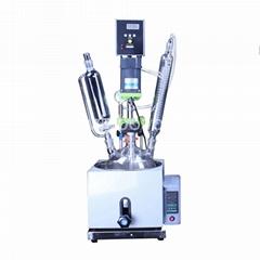 1L/2L/3L/5L/10L/20L/30L/50L/100L/200L Single Layer Glass Reactor