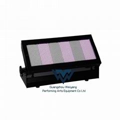 1080顆LED可分段全彩頻閃燈