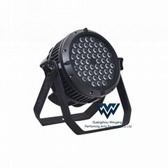防水54顆3W LED全彩帕燈